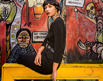 Joaquin Trujillo for WWD : Beauty Market in Mexico City