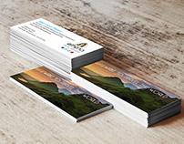 Matchstick Business Cards