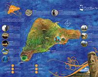 Mapa Portal Rapa Nui 2009
