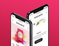 Biela Perla® / web design