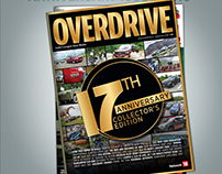 OVERDRIVE Anniversary Cover Sept 2015