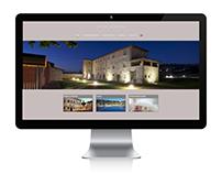 Anna Boccali Resort website