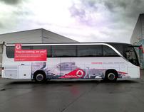 Vodafone - Formula One