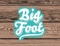 Big foot ice cream