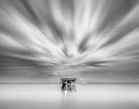 The Sunshine State in Black & White
