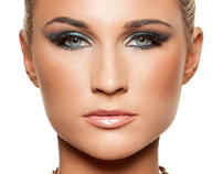 Billie Faiers for Vanessa Blake Cosmetics