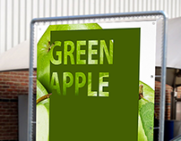 Sample posters for the competition of biggest  fruit
