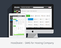 HostZealot – SAAS for Hosting Company