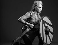 Lagertha - Vikings cosplay