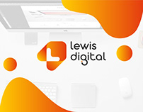 Brand identity for web & app development agency