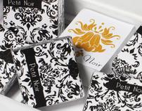 Packaging design: Petit Noir bonbon
