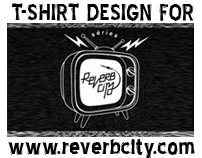 TV Show-1st Season - T-Shirt Design for Reverbcity.com