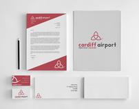 Cardiff Airport Rebrand