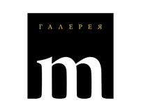 """M-gallery"" logo"