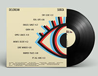 DELOREAN // Album Identity Creation
