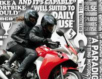 Honda CBR 250R Sportbike