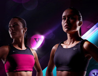 Nike Swift Running Bras