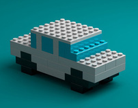 ZAIN LEGO