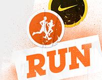 Nike Running Redesign