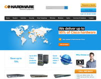 Gohardware Redesign
