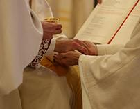 Priesterweihe Bruder Michael FFSC