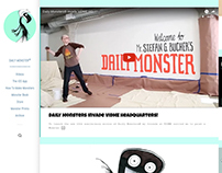 The Daily Monsters are back!