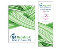 QiC Hepatitis C 2015 I Graphic design