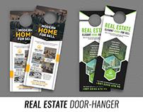 Real Estate Door-Hanger
