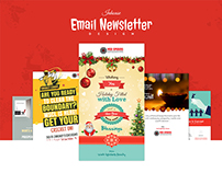 Email Newsletter Design (For In-house Event)