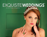 EXQUISITE WEDDINGS MAGAZINE // COMPETITION SUBMISSION