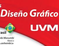 Carteles UVM / UVM Posters