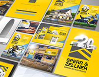 Sperr & Zellner - Corporate Design