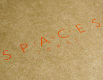 Spaces for Ideas Expandable Sketchbook