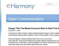 eHarmony Blog