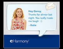 eHarmony Communicate Banner Ads