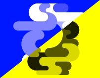 Battle of the Fjords/Cloud A typeface