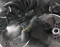 Dark Alleys of Gotham