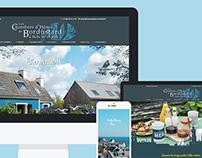 Chambres d'Hotes - Website Design