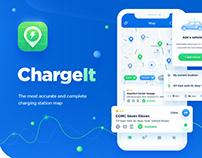 ChargeIt IOS app