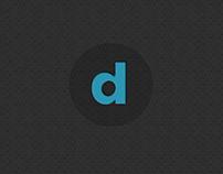 deana.me website graphics