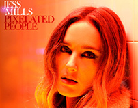 Jess Mills : Pixelated People - Music Video
