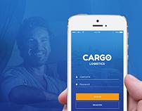 Cargo transport app