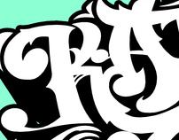 Lettering Design (WIP)