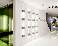 DALS LED Lighting // Showroom