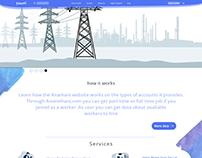 ux&ui design web