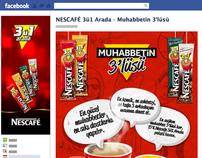 Nescafe - Muhabbetin 3'lüsü