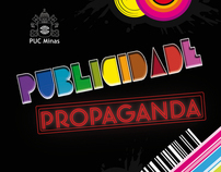 Convite Publicidade e Propaganda 2012