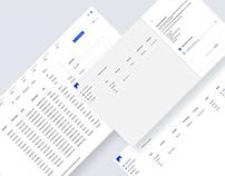 Crypto Exchange UI/UX