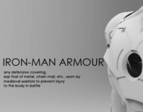 Iron-man Armour