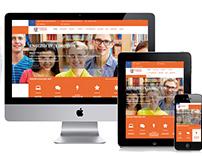 Responsive Education Website